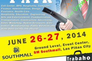 3rd South Job Fair June 2014