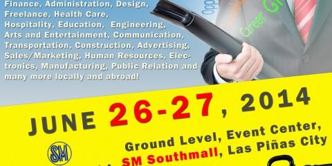 3rd South Job Fair June 2014