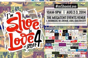 I'm Shoe in Love Year 4: Fall in Love with the Biggest Shoe Bazaar in the Metro