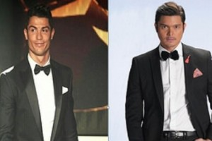 2014 FIFA World Cup Players vs. Local Showbiz Hunks: Who Takes Home the Trophy?