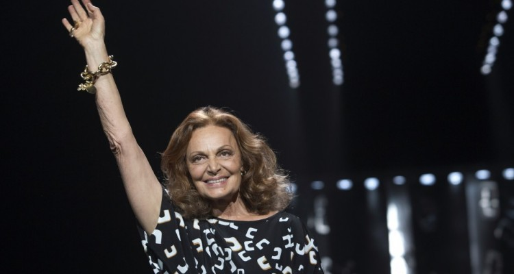 Need Some Inspiration? Learn From the Great Diane Von Furstenberg