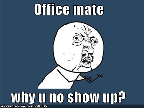 How Not To Be an Annoying Officemate