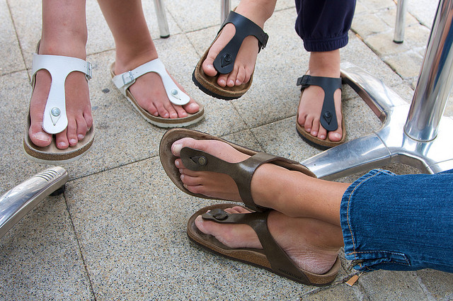 Yay or Nay? Birkenstocks Making a Comeback