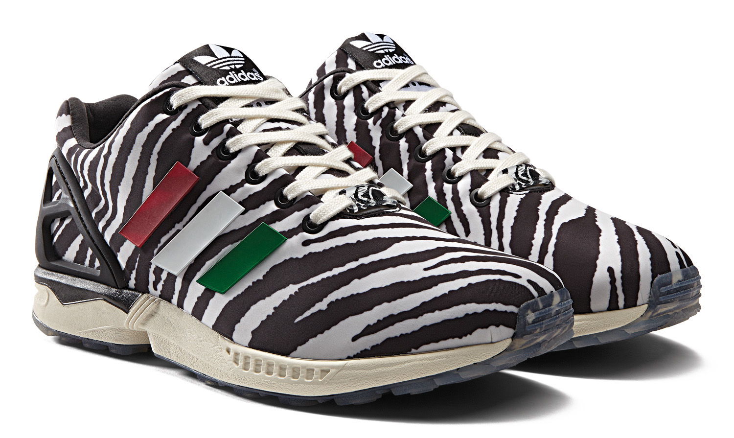 adidas zx flux x italia independent animal