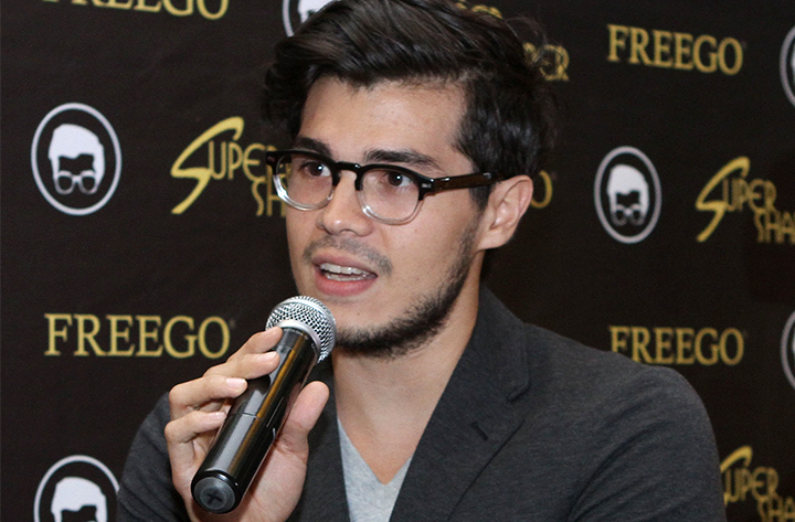 4 Tips on Healthy Eating from Erwan Heussaff
