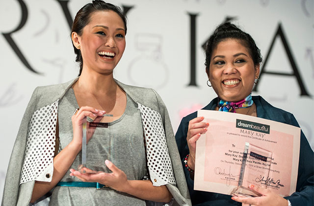 Filipino Team Places 2nd in Mary Kay Dream Beautiful Contest