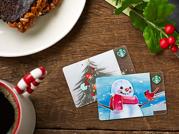 5 Easy Gift Ideas for Your Coworkers from Starbucks Coffee