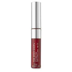 Try: Lip & Cheek Tint, P795, available at The Body Shop