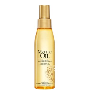 Try: L'Oreal Mythic Oil, P995, available at select salons
