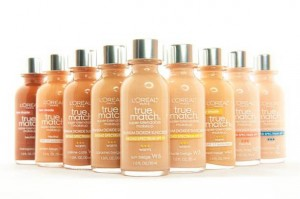 Try: L'oreal True Match Super Blendable Foundation, P899, available at department stores nationwide