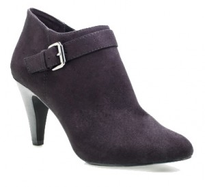 Suede booties, Payless Shoe Source
