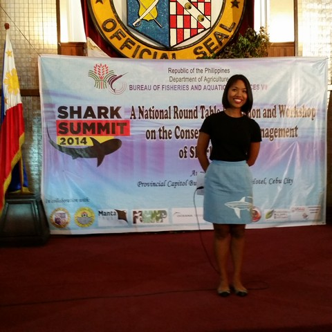 Shark Summit 2014