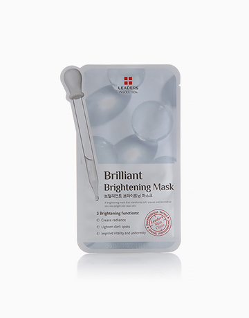 Try: Leaders InSolution Brilliant Brightening Mask, P148, BeautyMNL