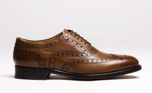 Oxford Brogue shoe, Bally