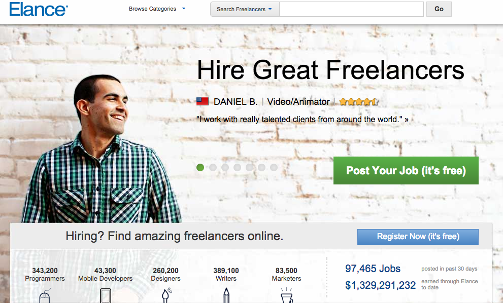 5 Best Websites for Freelancers