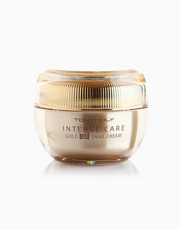 Try: TONY MOLY Intense Care Gold 24K Snail Cream, P3,298, BeautyMNL