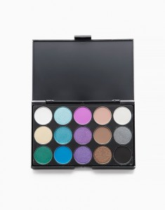 COOL:Pro 15 Eyeshadow Palette Two: Color & Metals, formerly P1,100 now only P825, Pro Studio Beauty Exclusives