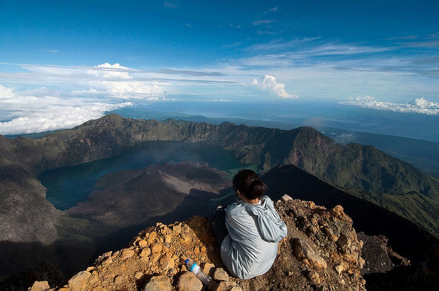Photo by Trekking Rinjani via Flickr Creative Commons (CC by 2.0)