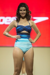 Speedo cutout one-piece from the Play & Fun collection