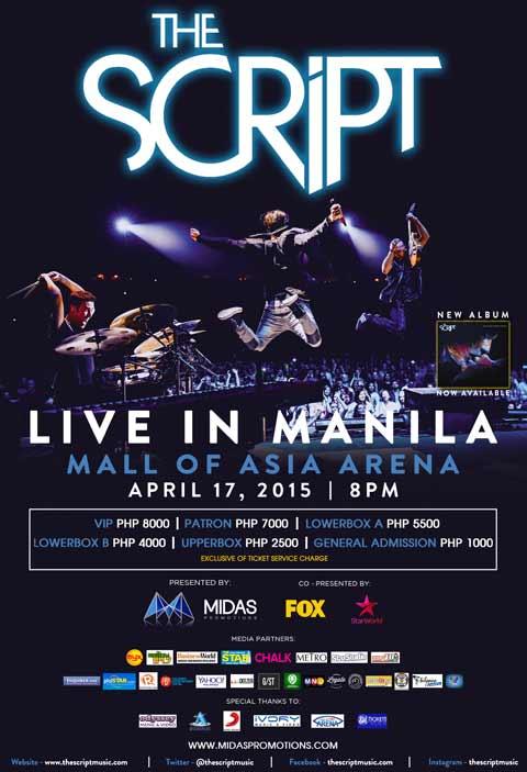 Modern Filipina--The Script