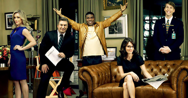 Image from 30 Rock courtesy of NBC Universal