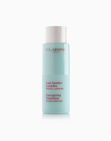 Try: Energizing Emulsion for Tired Legs, P2,145, Clarins