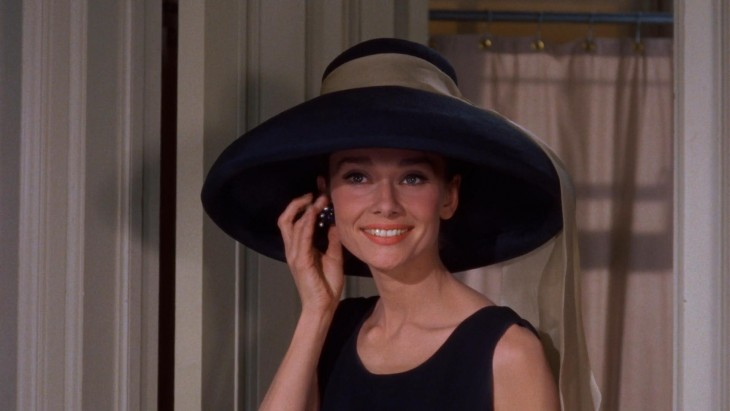 Image from Breakfast at Tiffany's via Wikimedia Commons