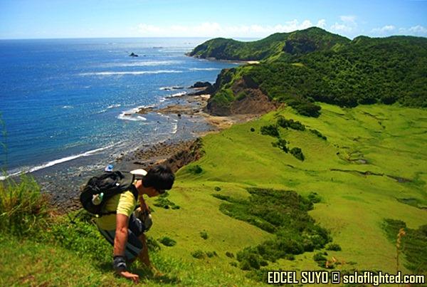 Palaui Island photo by Edcel Suyo of Solo Flight Ed