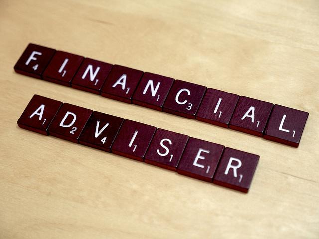 """Financial Adviser"" by Simon Cunningham"