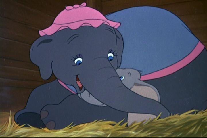 Photo from Dumbo distributed by RKO Radio Pictures