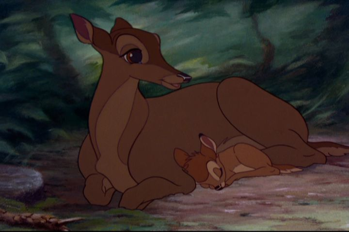 Photo from Bambi distributed by RKO Radio Pictures