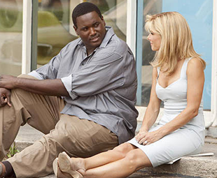 Photo from The Blind Side distributed by Warner Bros.
