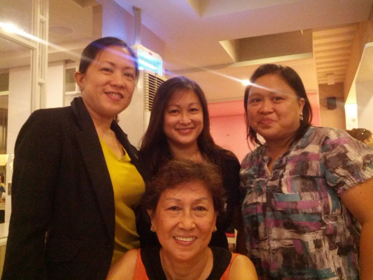 Photo used with permission from Gladys Baltazar Mallillin