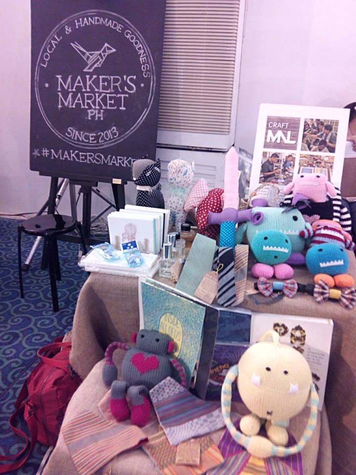 Modern Filipina--Go Girl--Maker's Market