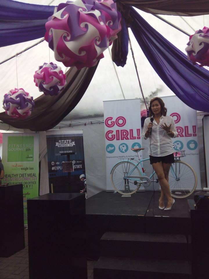 Modern Filipina--Go Girl--Ruby Gan