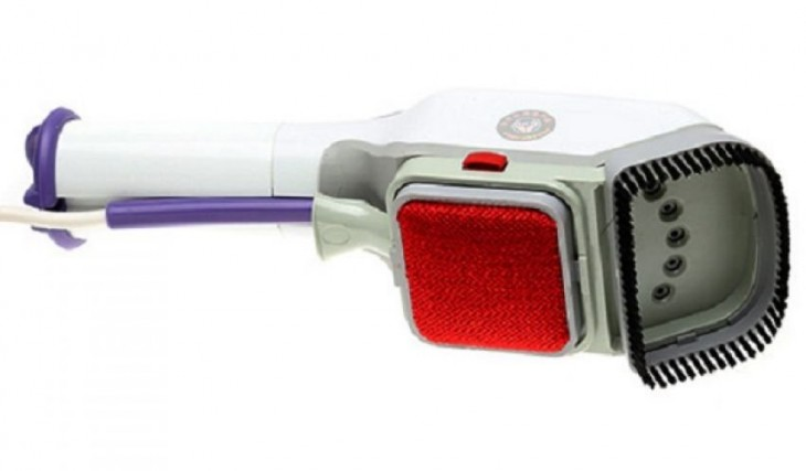 Try: Multifunctional Clothes Steam Brush, P999 at Lazada.com.ph