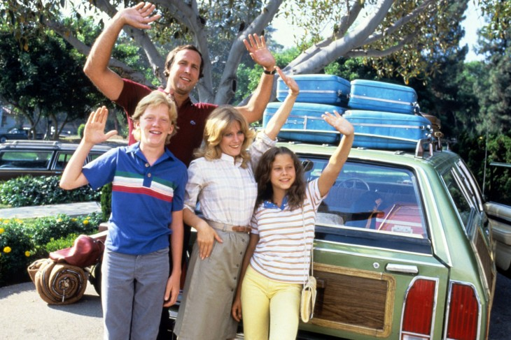Image from National Lampoon's Vacation courtesy of Warner Bros. Pictures