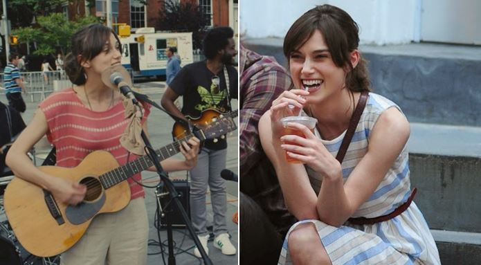 Photos from Begin Again (2013) Courtesy of The Weinstein Company