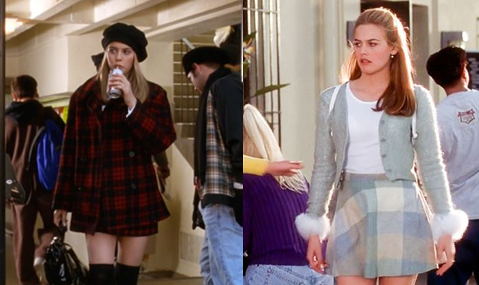Photos from Clueless (1995) Courtesy of Paramount Pictures