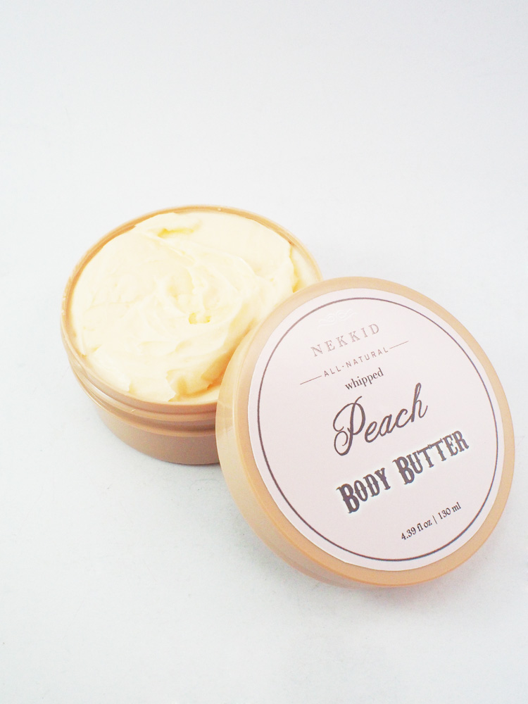 Whipped Peach Body Butter, P300