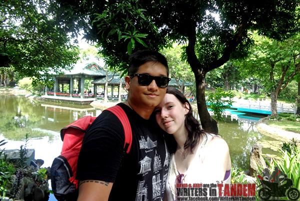 Photo taken at Japanese Garden, Rizal Park