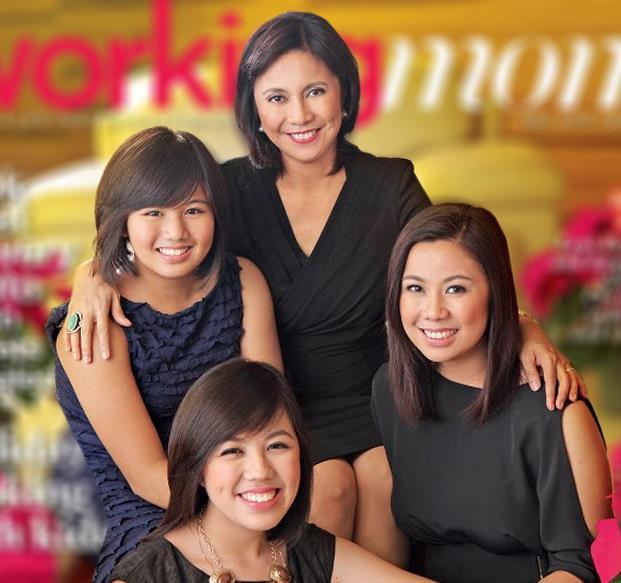 Modern Filipina--Leni Robredo
