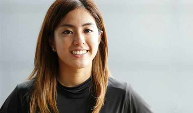Gretchen Ho On Volleyball And Living A Healthy Lifestyle