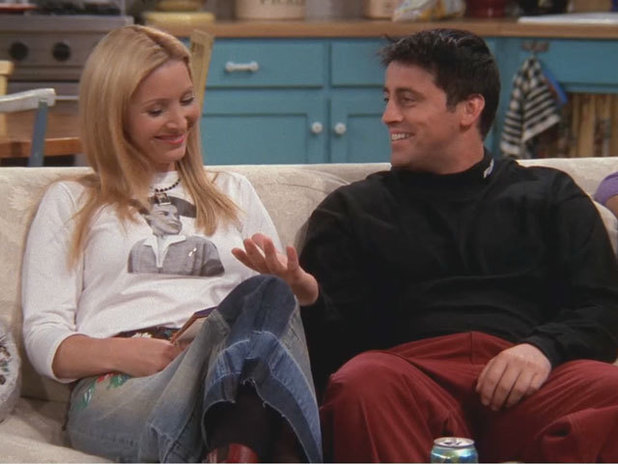Image from Friends courtesy of Warner Bros. Television