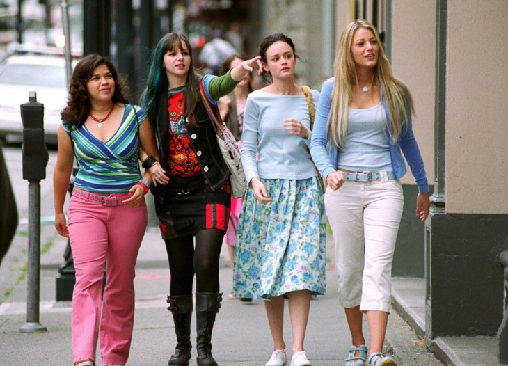 Image from Sisterhood of the Traveling Pants courtesy of Warner Bros.