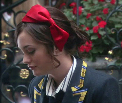 Image from Gossip Girl courtesy of The CW.