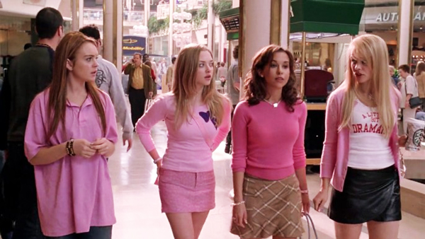 Image from Mean Girls courtesy of Paramount Pictures