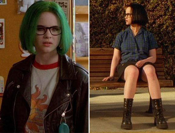 Photos from Ghost World Courtesy of MGM