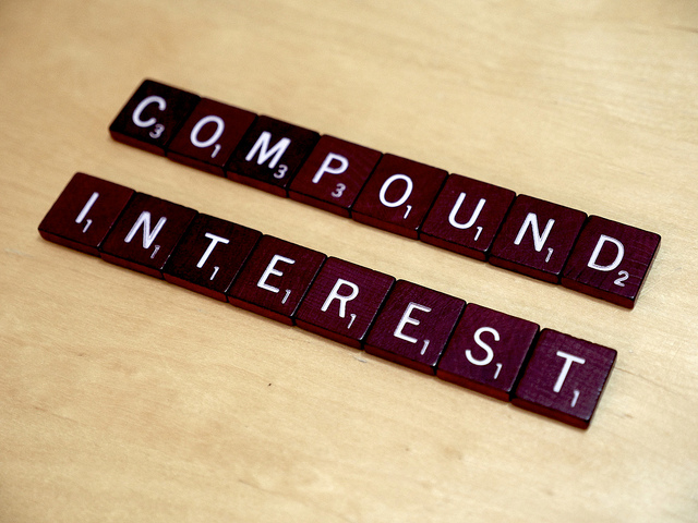 """Compound Interest"" by Simon Cunningham"