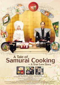 Photo of A Tale of Samurai Cooking courtesy of Buensalido and Associates Public Relations